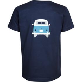 Elkline Teeins T-shirt Kinderen, darkblue